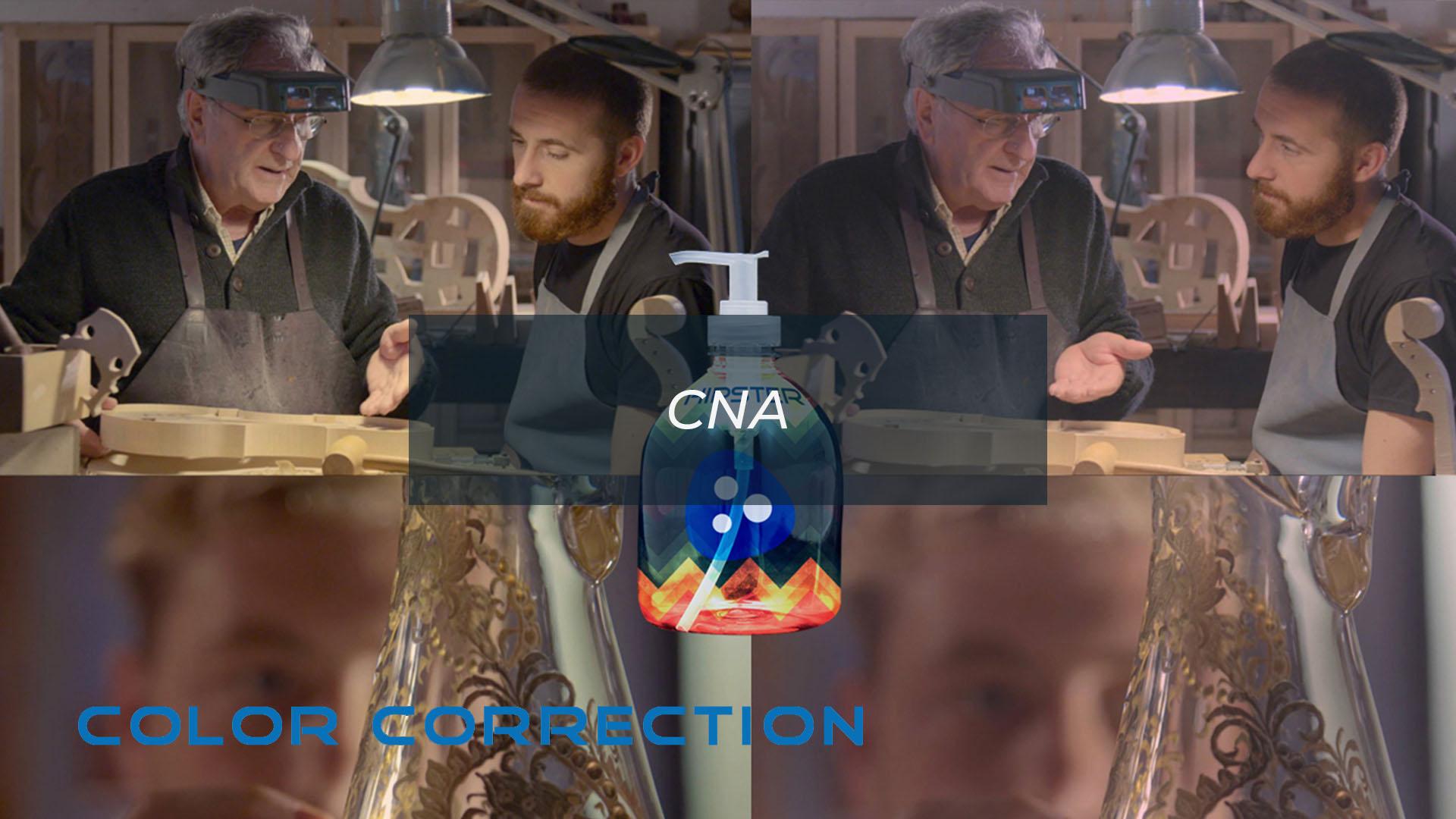Color Correction confederazione nazionale artigianato by DiMMD