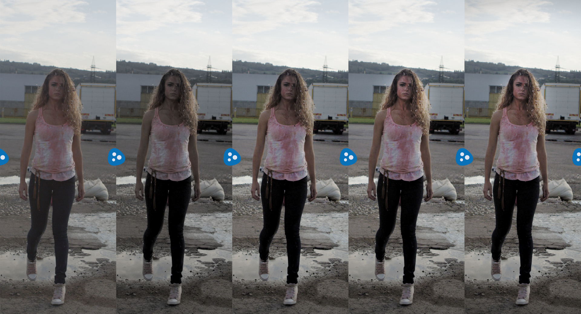 Color Correction steps Florence Reverse by DiMMD