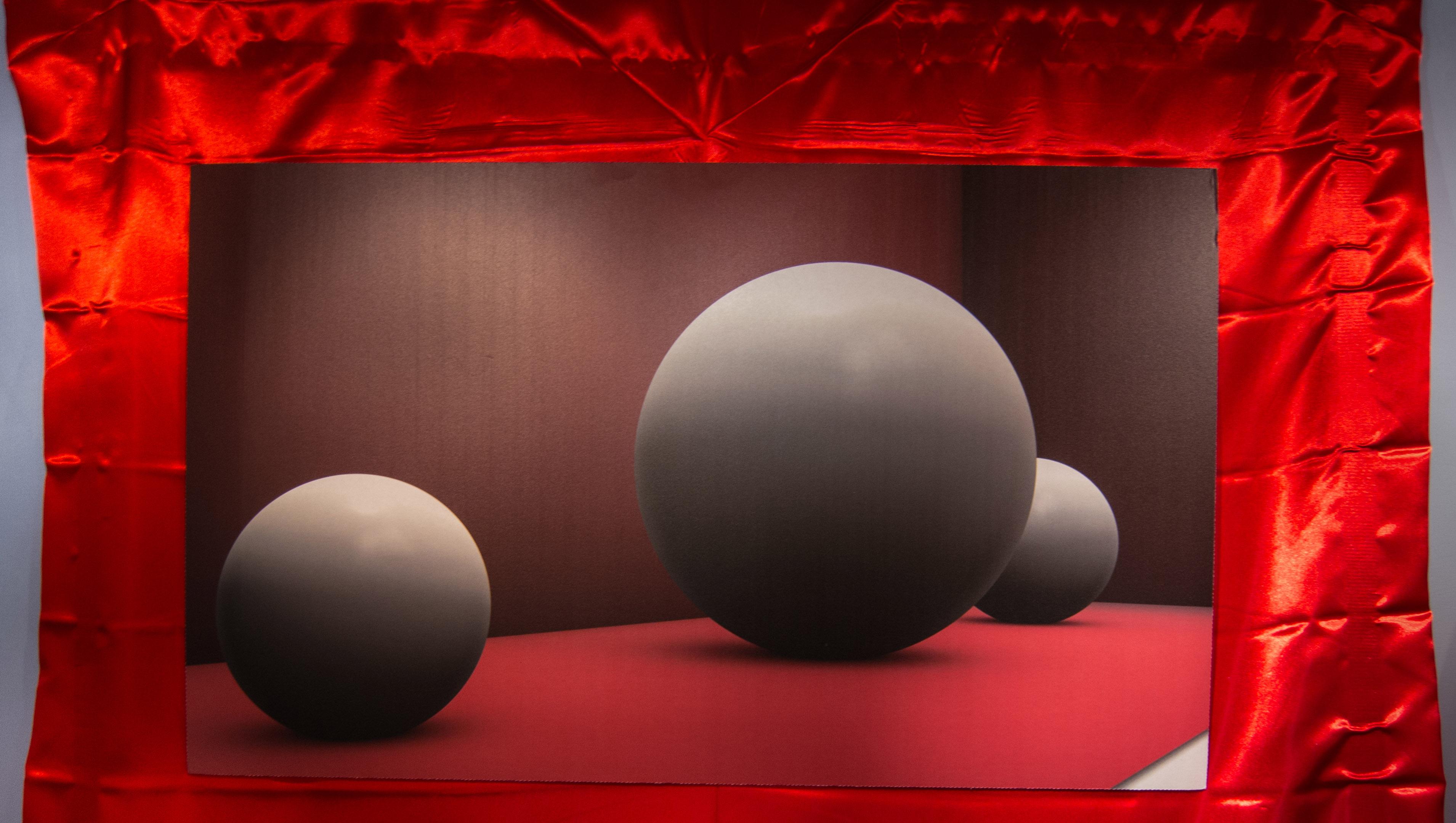 Dettaglio installazione Mille Fotografie di Pechino by DiMMD