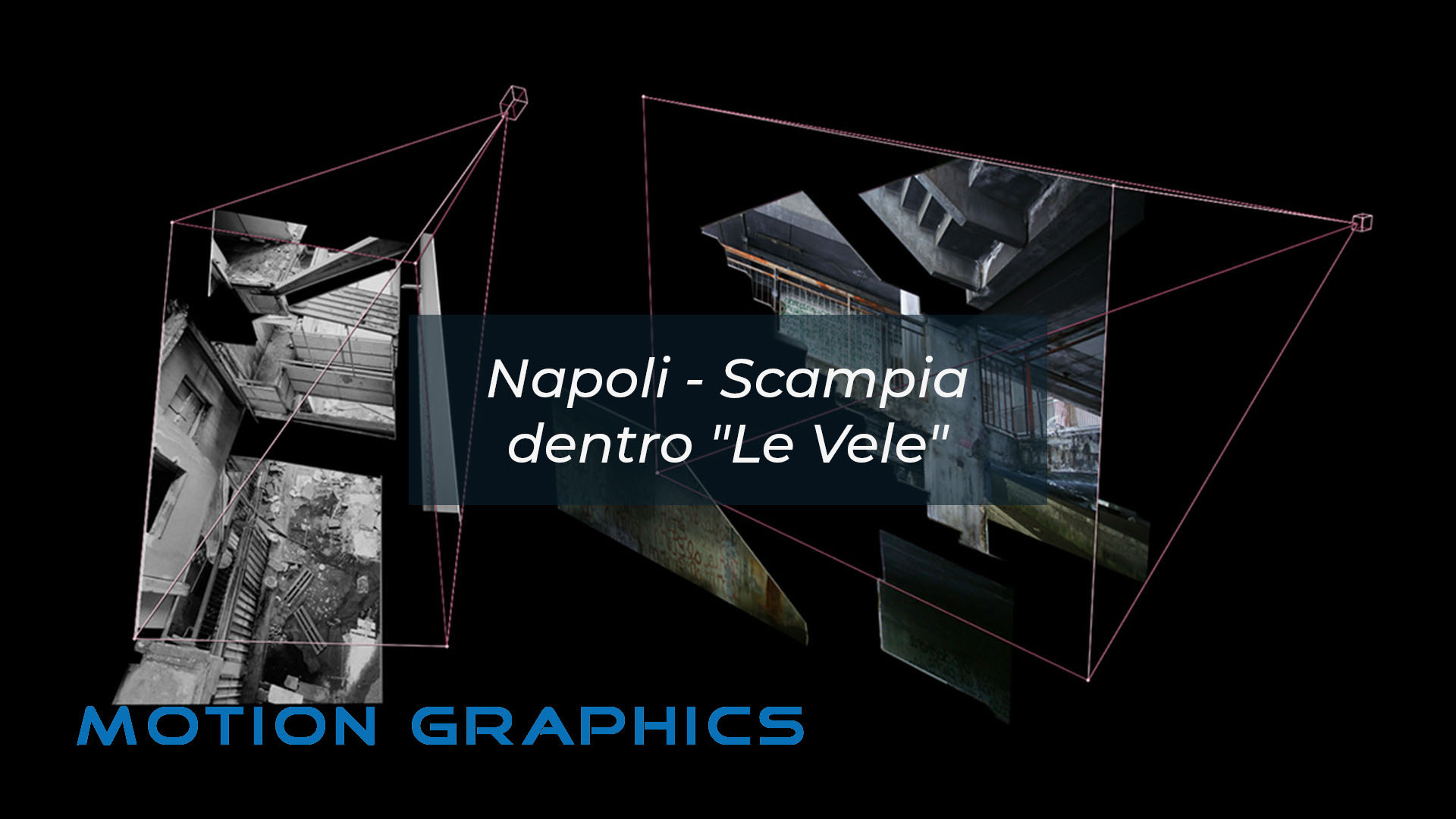 Motion Graphics Napoli - Scampia by DiMMD