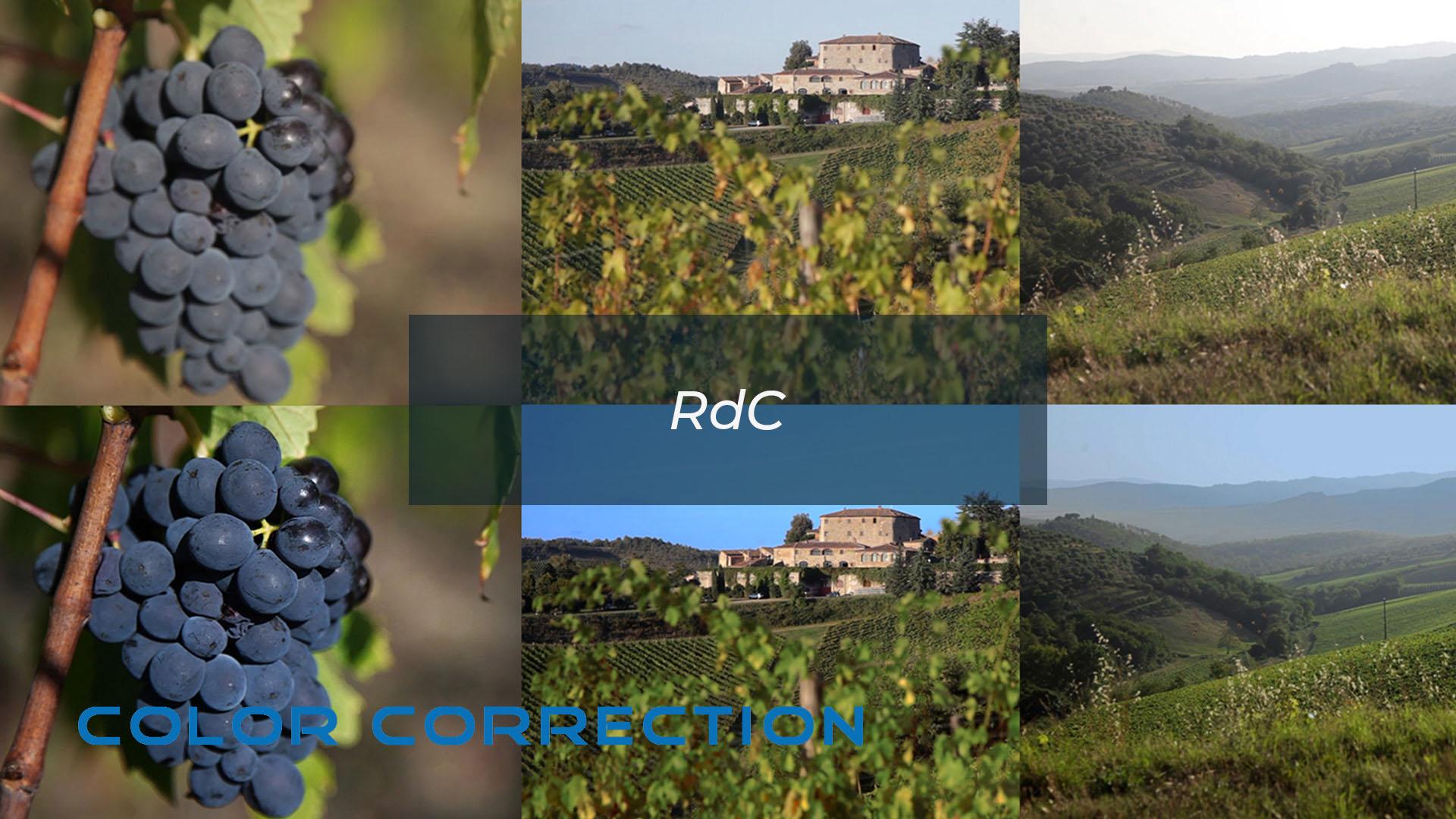 Color Correction Rocca di Castagnoli by DiMMD