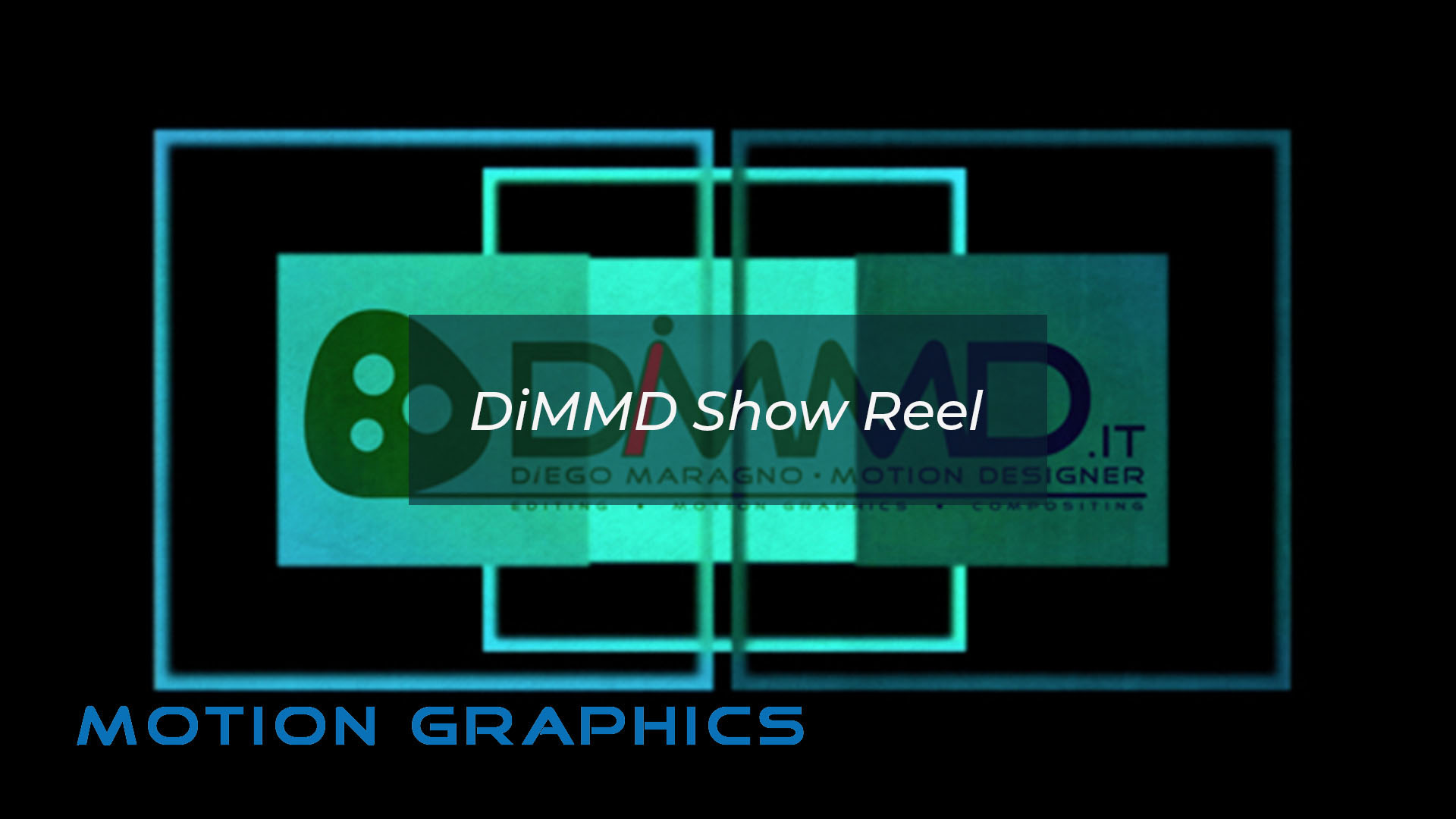 DiMMD Show Reel Motion Graphics