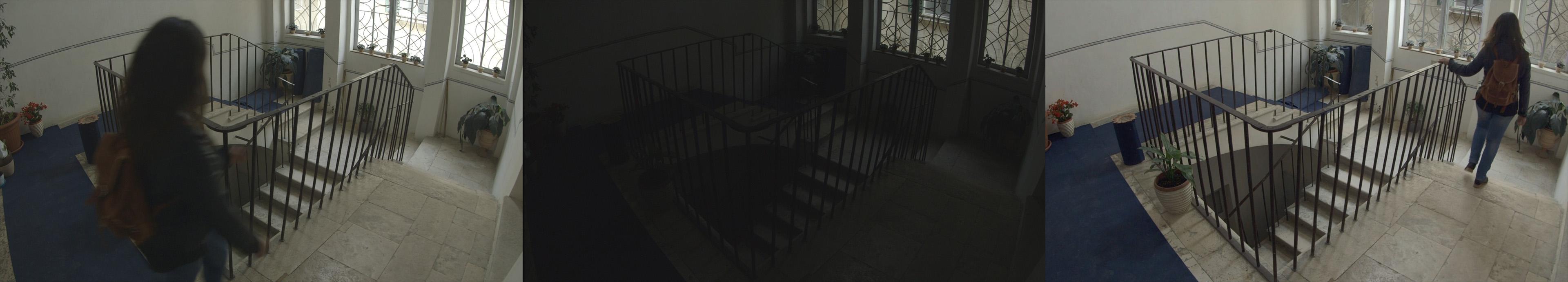 Palazzo Bernardini Matera nel film Come l'acqua by DiMMD