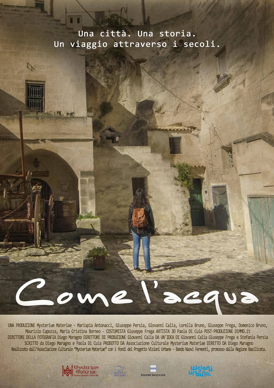 Come l'Acqua: una città, una storia, un viaggio attraverso i secoli.